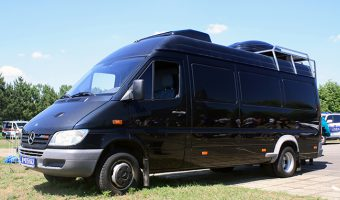 Buying a Sprinter Van