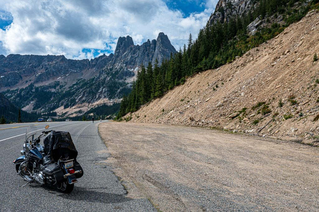 North Cascades Scenic Highway